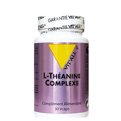 L-Théanine complexe en gélules : stress, sommeil, mémoire