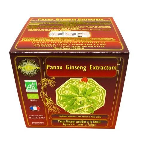 Panax ginseng extractum