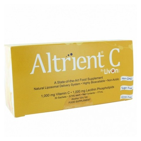 Altrient C : Vitamine C liposomale en sachet