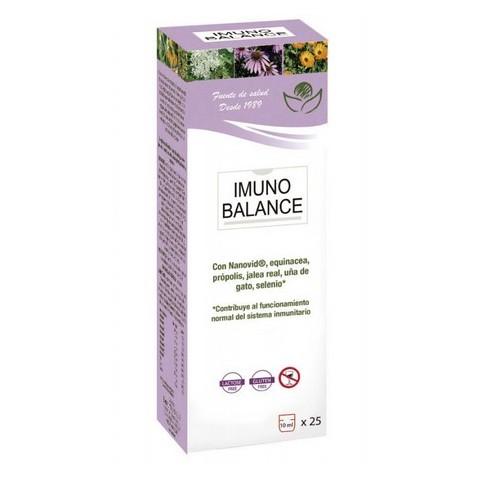 Inmunobalance : sytéme immunitaire